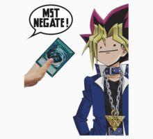 Yu-Gi-Oh! - MST Negate! by ThatCraigFellow