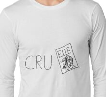 cruel (white shapes inside) T-Shirt