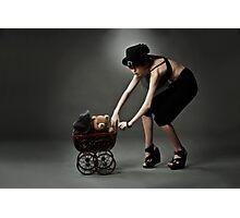 the babysitter 2 Photographic Print