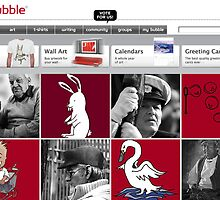 Homepage dated 27 April 2009 by maria80