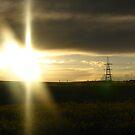 Solar Power by Glenn Browning