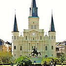 Jackson Square by Sara Wood