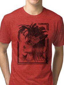 Masquerade Tee Tri-blend T-Shirt