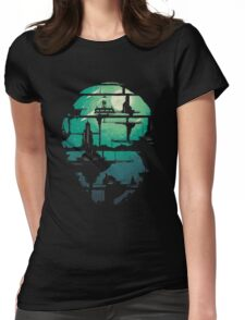 Future Shock Womens Fitted T-Shirt