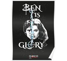 BEN IS GLORY Poster