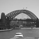 Sydney Harbour Bridge by lettie1957