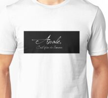 Avale c'est que de l'amour Unisex T-Shirt