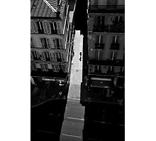 Paris Streets Photographic Print