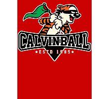 Calvinball Photographic Print
