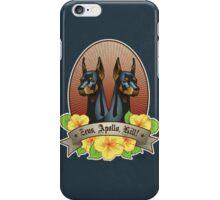 Zeus, Apollo, Kill! iPhone Case/Skin