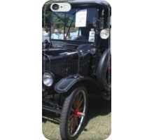 1922 Model T Ford iPhone Case/Skin