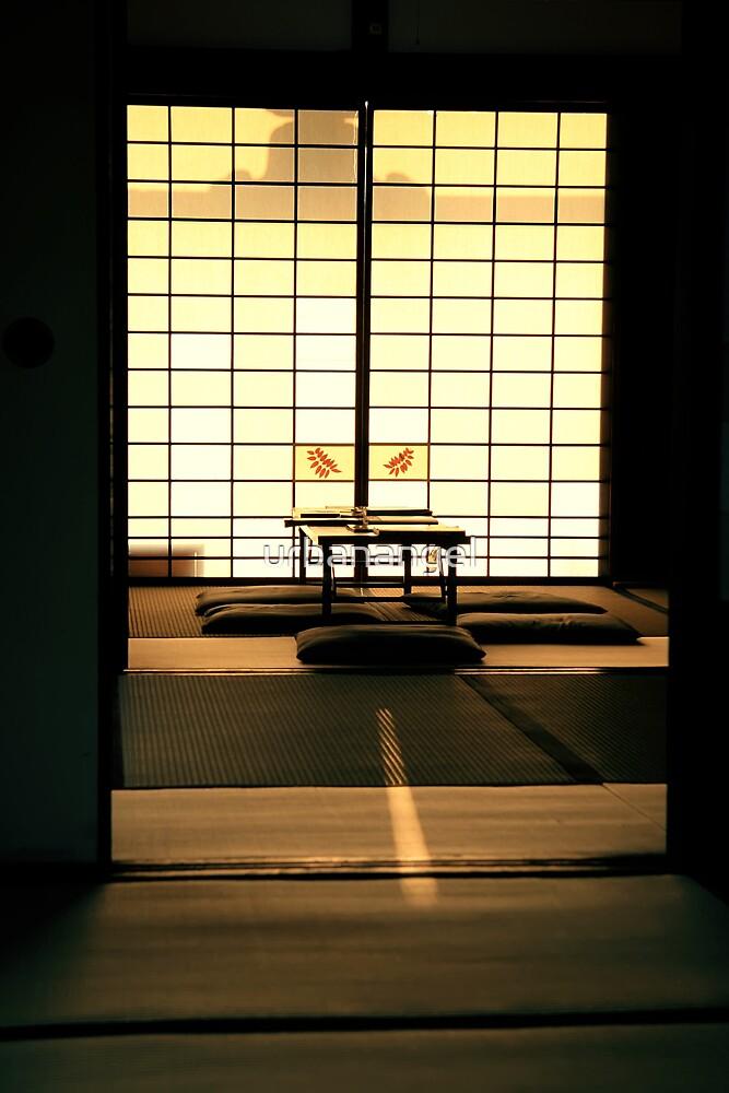 Zen tea temple by urbanangel