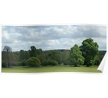 Country Pano Poster