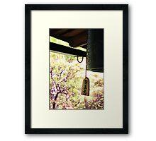 Sound of zen Framed Print