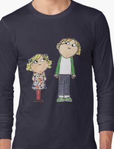 Charlie & Lola Long Sleeve T-Shirt