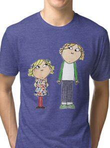 Charlie & Lola Tri-blend T-Shirt