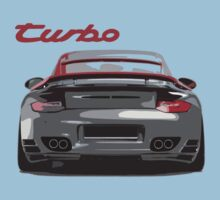 Porsche 997 Turbo by hottehue