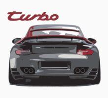 Porsche 997 Turbo One Piece - Short Sleeve