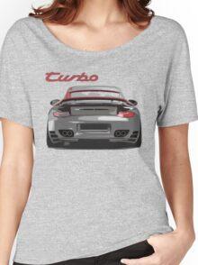 Porsche 997 Turbo Women's Relaxed Fit T-Shirt