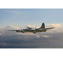 B17- Memphis Belle Photographic Print