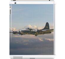 B17- Memphis Belle iPad Case/Skin