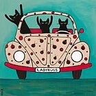 The Ladybugs Road Trip by Ryan Conners