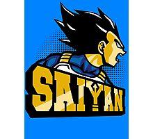 Team Saiyan Photographic Print