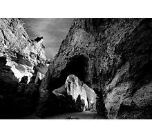Natural Bridge Canyon Photographic Print