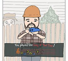 Home Improvement + The Legend of Zelda by altanimus