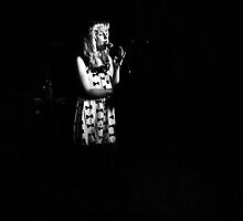 """""""Alone on the stage tonight"""" by clickinhistory"""