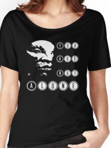 Face of BOE: You are not alone Women's Relaxed Fit T-Shirt