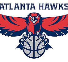 Atlanta Hawks by Enriic7