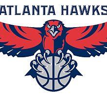 Atlanta Hawks by Enriic7