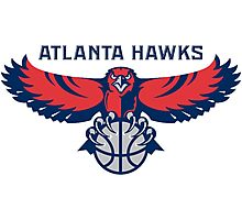Atlanta Hawks Photographic Print