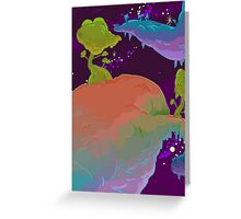 Lumpy Space Greeting Card