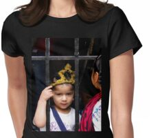 Cuenca Kids 621 Womens Fitted T-Shirt