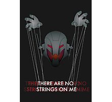 AGE OF ULTRON - THERE ARE NO STRINGS ON ME Photographic Print