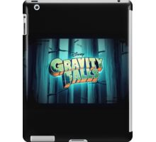 "Gravity Falls- ""Enter If You Dare..."" iPad Case/Skin"