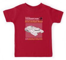 Thundertank Service and Repair Manual Kids Clothes