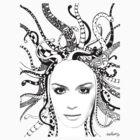 Lady Medusa by Jason Embery