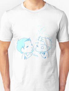 Destiel Dandelions Unisex T-Shirt
