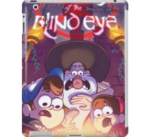"Gravity Falls- ""Society Of The Blindeye"" iPad Case/Skin"