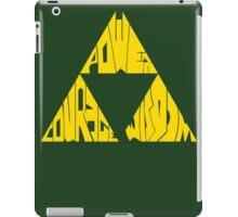 Triforce Full iPad Case/Skin