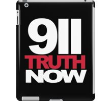 9/11 Truth Now iPad Case/Skin