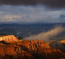 Bryce Canyon Storm by William C. Gladish