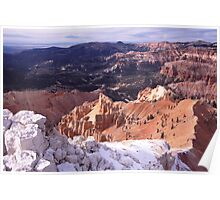 Cedar Breaks Portrait Poster