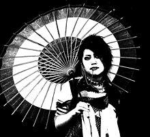 Umbrella Girl 'Punk Edit' by gottheshot