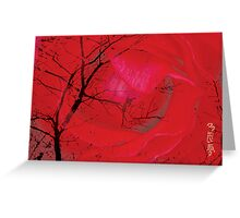 Sensations Greeting Card
