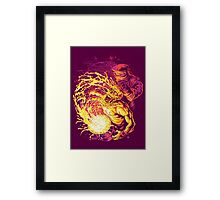 ACID DUNK Framed Print