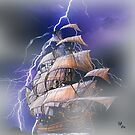 The Flying Dutchman by billfox256